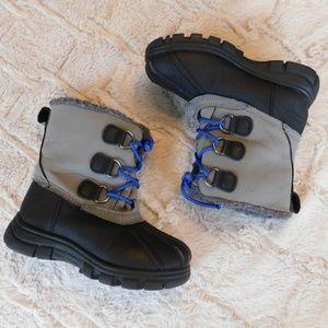 Winter snow duck boots, size 11 Children's Place